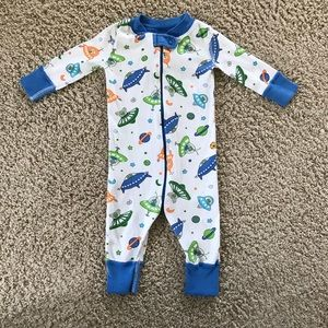 Hanna Anderson Pajamas size 60 (6-9 months)